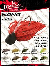 Artificiale spinning wire bait Molix Nano Jig gr. 1,5 1/20oz finesse