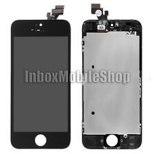 New LCD Display Touch Screen Digitizer Assembly with Frame for Apple Iphone 5