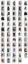 "Star Wars 3.75"" Toy Figures  (Jedi - Sith - Cantina Aliens & Astromech Droids)"
