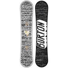 Snowboard homme neuf Burton Bullet 75 + fixations freestyle noires 164