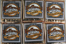 Ernie Ball Earthwood Phosphor Bronze Acoustic Guitar Strings Protective Packs