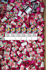 Personalised ALICE IN WONDERLAND  Mini Love Hearts Sweets Party Bag Fillers