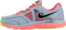 Nike Wmns Dual Fusion Lite 2 Msl Grey/Hyper Punch Trainers Shoes UK 5.5_6_7