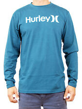 Hurley One & Only Longsleeve Premium storm blue