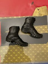 DAMTOYS OSN Saturn Jail Spetsnaz Black Boots & Pegs loose 1/6th scale