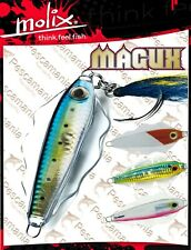 Artificiale spinning Molix Magux skipping lure 10cm 35gr top water tonno leccia