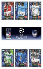 Match Attax 2015/16 UEFA Champions League Trading Cards. Individual Duo Cards
