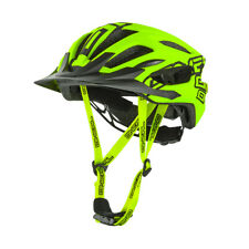 O'Neal Q RL All Mountain Enduro MTB Helm gelb 2018 Oneal
