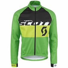 GIACCA CICLISMO SCOTT JACKET RC TEAM AS 10 colore VERDE