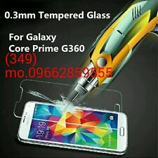 tempered Glass Screen Guard/Scratch Protector SAMSUNG GALAXY CORE PRIME [349]