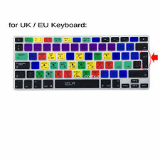 for Photoshop PS Shortcuts Keyboard Cover Apple iMac Wireless Macbook Pro Retina