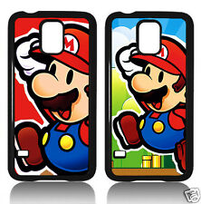 SUPER MARIO BROS SAMSUNG S3 S4 S5 MINI CARCASA FUNDA COVER CASE RETRO