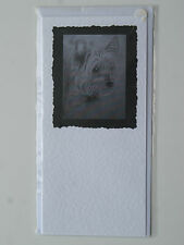 DOG GREETINGS CARD * Yorkshire Terrier * Many Images To Choose From * Hand Made