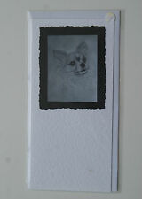 DOG GREETINGS CARD * CHIHUAHUA * Two Images To Choose From * Hand Made