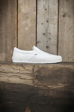 Vans Classic Slip On - True White