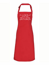 You can take the girl out of WALES, but can't take WALES out of the Girl Apron
