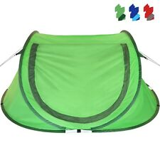 3 Man Pop-Up Tent NESSY Camping Festival Outdoor Garden Kids Fishing by BB Sport