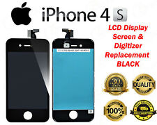 Apple Iphone 4S Front Touch Screen Digitizer +LCD+Frame Complete Assembly