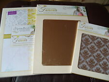 Crafters Companion Together Forever Paper Pad, Card OR Vellum