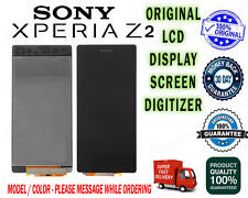 Sony Xperia Z2 L50W D6503 D6502 LCD Display Touch Screen Digitizer Assembly