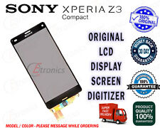 Sony Xperia Z3 Compact Mini LCD Display Touch Screen Digitizer Assembly D5803