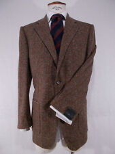 NWT ISAIA giacca uomo sartoriale TWEED jacket tg. 54-56(IT) 44-46(US) Drop 7R