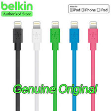 BELKIN LIGHTNING SYNC & CHARGE USB CABLE+100% ORIGINAL+APPLE CERTIFIED(MFI)