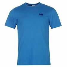 Helly Hansen Herren Basic Tee T-Shirt Top Kurzarm Bekleidung Outdoorshirt