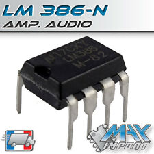 2 à 10 x LM386 Amplificateur audio (LM386N1 power audio amplifier)