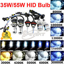 35/55W HID XENON BI-Xenon HEADLIGHT Replacement Bulbs Di Conversione Lampadine