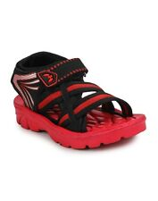 11e Boy's Red Sandals and Floaters (11E-NON-STOP-KIDS-SDL-RED)