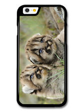Cute Baby Leopard Cats Frolic in Long Grass case for iPhone & Samsung