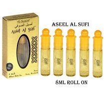 RF5  Al-nuaim Aseel Al Sufi +11   Attars Alcohol Free Concentrated Perfume Oil