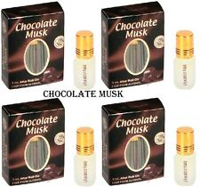 RF6  3ml Al-Nuaim Chocolate Musk+9  Attars Alcohol Free Concentrated Perfume