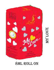 RF Almas My Love + Top 11 8ml  Attars Alcohol Free Concentrated Perfume Oil