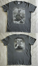 "Helloween official T-shirt ""My God-given right"" grey (XL,XXL) NEW"