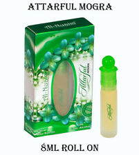 RF1 Attar Full+Three Other  Flower Scent  Al-nuaim  Attar Alcohol Free Perfume