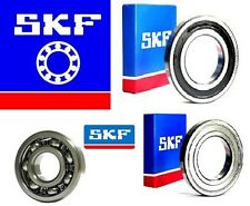6300 SERIES GENUINE SKF DEEP GROOVE BALL BEARING - 2RS ZZ OPEN C3 CHOOSE SIZE