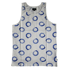Canotta Obey uomo Obey Heath Tank White Multi Color