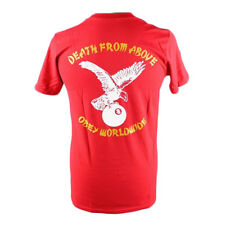 T shirt Obey uomo Death from Above Premium Red