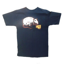 T shirt Obey uomo Rodent Basic Tee Navy Blue