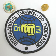 ITF TAEKWONDO - Patch or Badge - Official Identification for all Members
