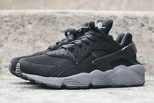 Nike Air Huarache Black Dark Grey kith 318429-010