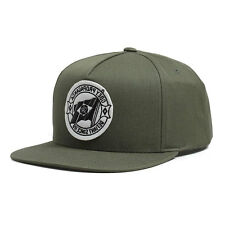Cappellino Obey Defiant Snapback Dark Olive