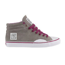 Scarpe Vision Street Wear Suede Hi Grey-Purple