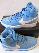 nike air force 1 HI retro QS mens hi top trainers 743546 400 sneakers shoes