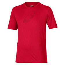 Neu! Asics Short Sleeve Graphic Top Laufshirts Kurzarm Herren