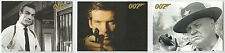 James Bond 50th Anniversary: Series 1 & 2 Promo Card Selection - UKP1 & P4