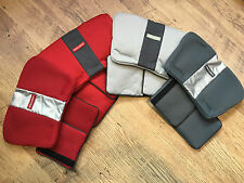 Maclaren Comfort Pack Headrest & Belt Pads For Techno XT Grey Or Red New