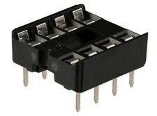 DIP IC Socket (8, 16 Pin Sockets) Pack of 10 - UK